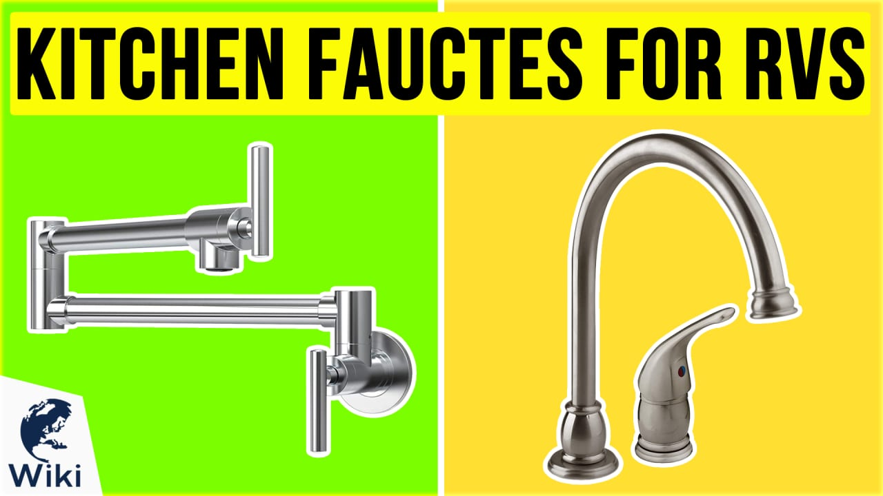 10 Best Kitchen Faucets For RVs