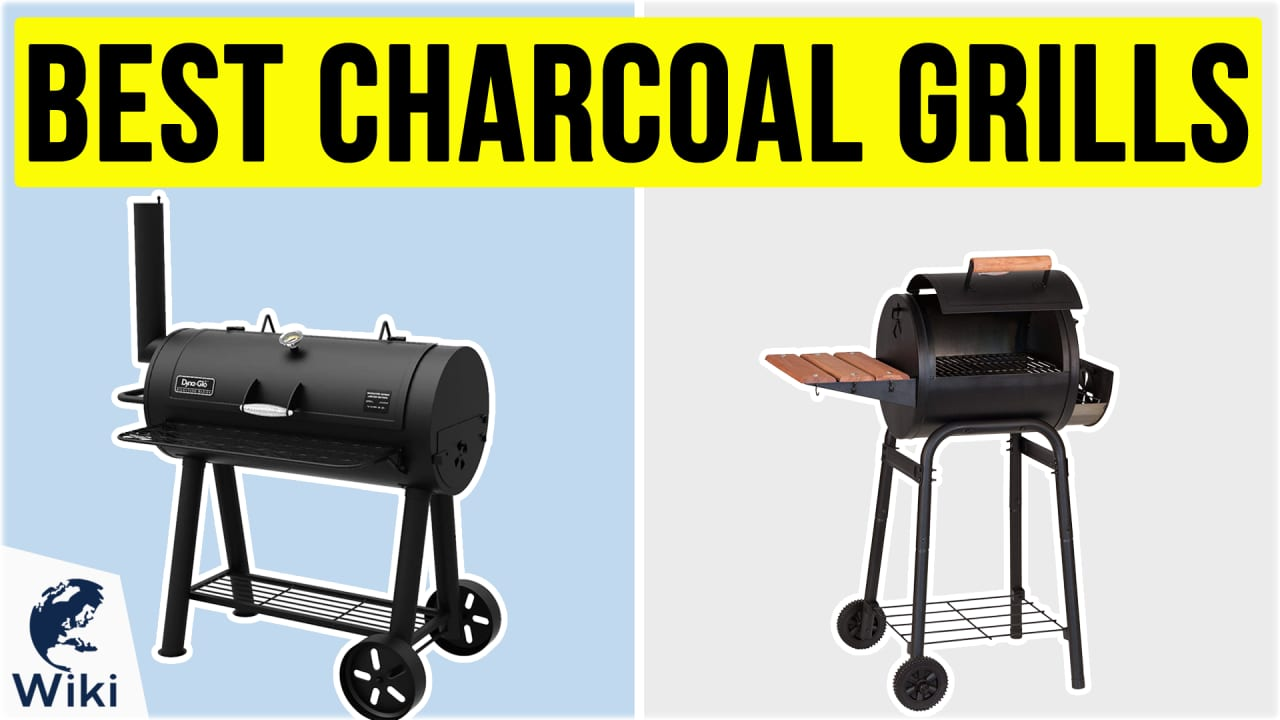 10 Best Charcoal Grills