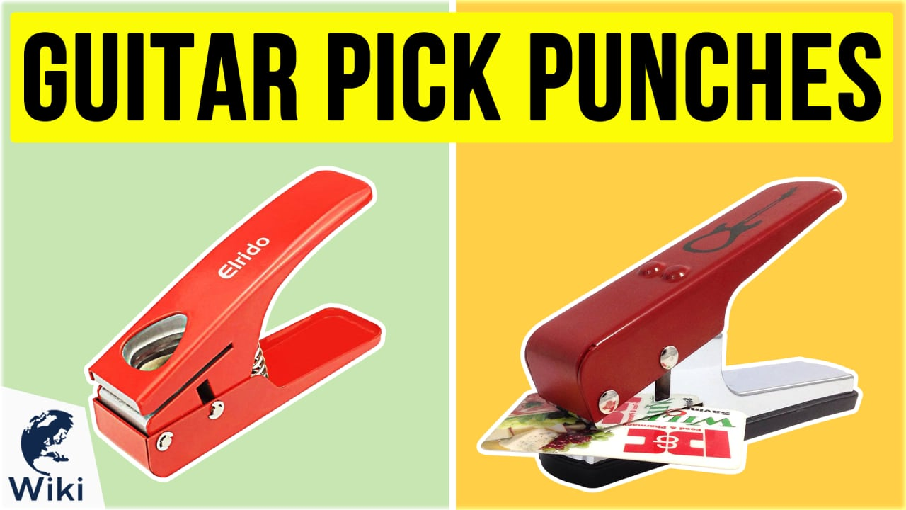 7 Best Guitar Pick Punches