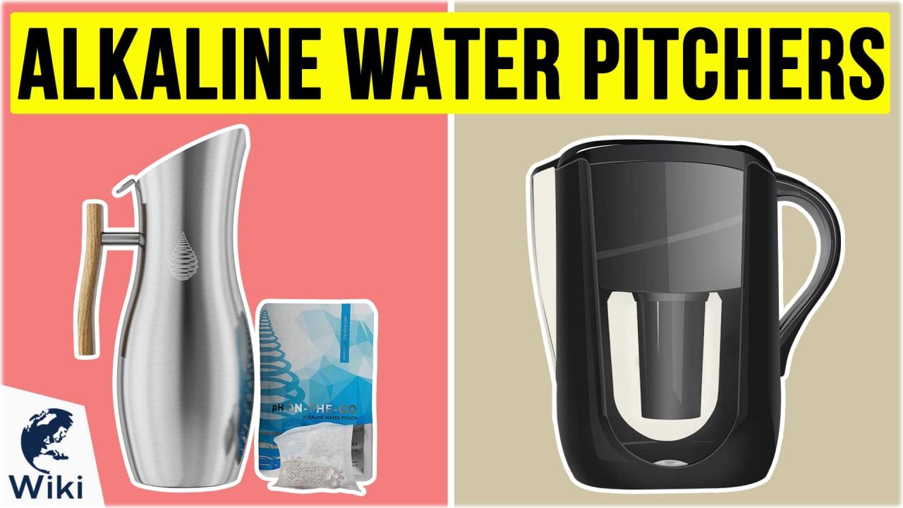10 Best Alkaline Water Pitchers
