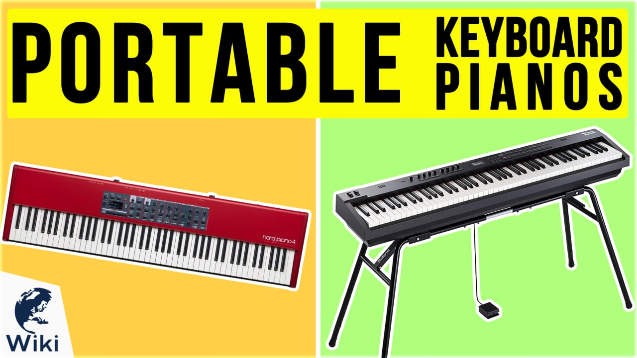 10 Best Portable Keyboard Pianos
