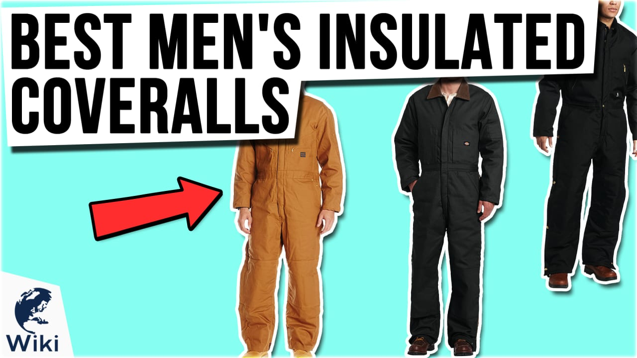 10 Best Men's Insulated Coveralls