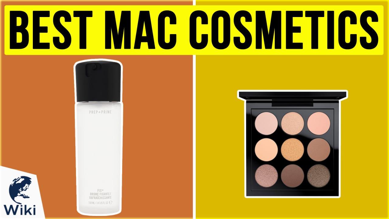 10 Best Mac Cosmetics