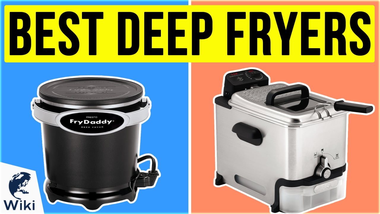 9 Best Deep Fryers