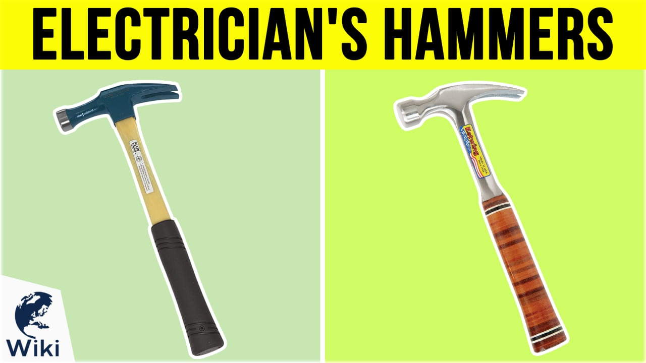6 Best Electrician's Hammers
