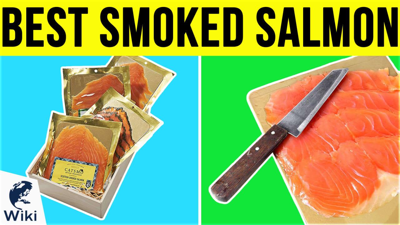 10 Best Smoked Salmon