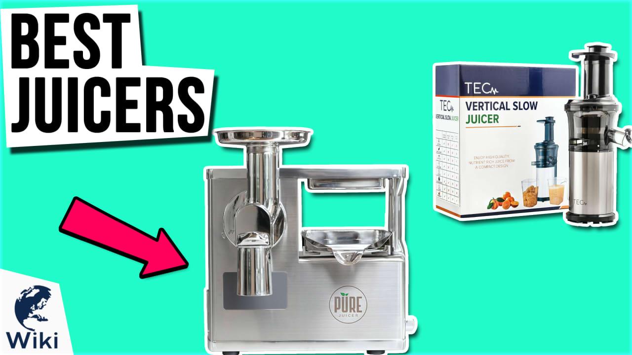 10 Best Juicers