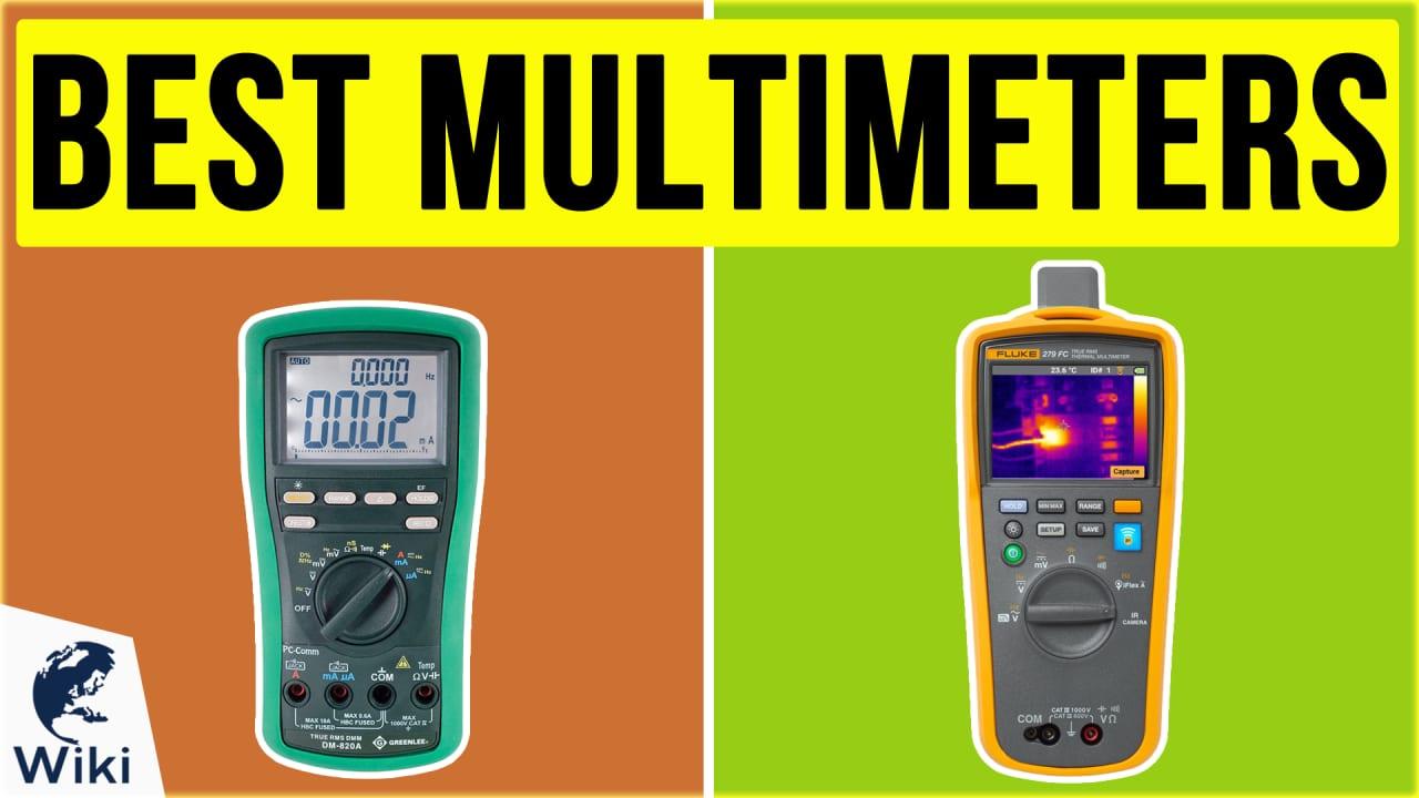 10 Best Multimeters