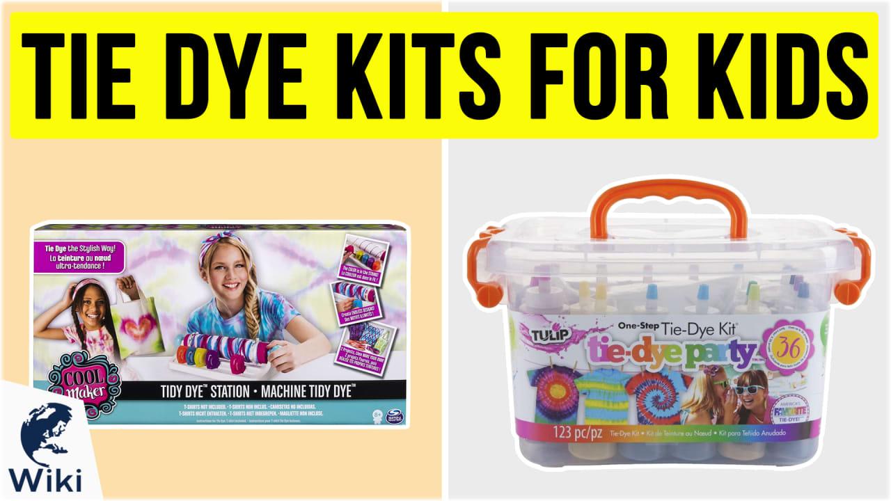 10 Best Tie Dye Kits For Kids