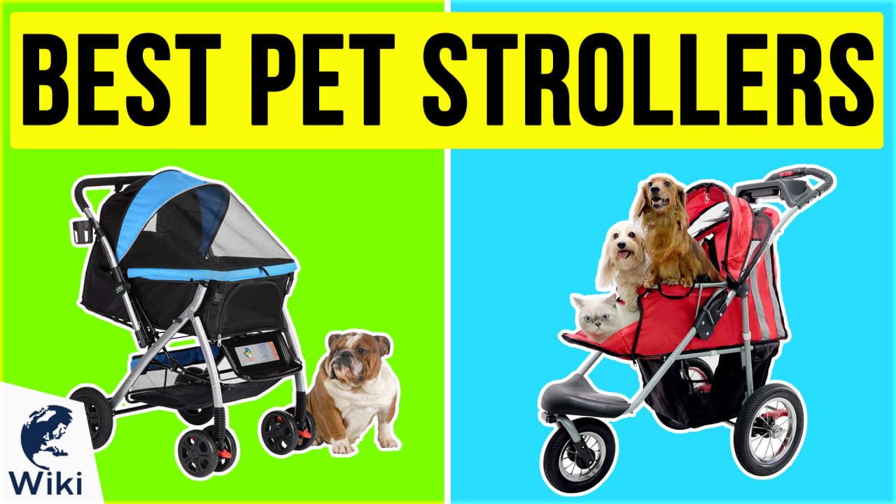 7 Best Pet Strollers