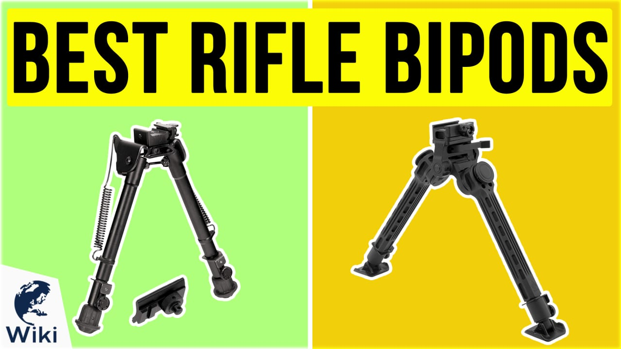 10 Best Rifle Bipods
