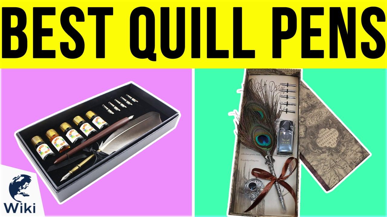9 Best Quill Pens