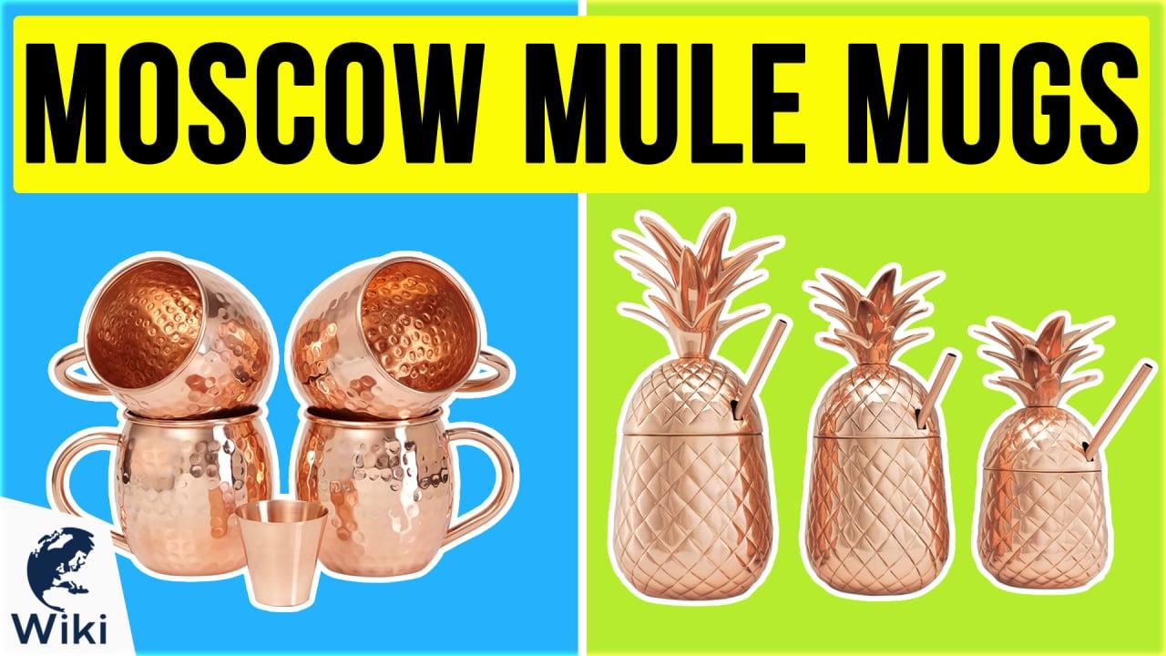 10 Best Moscow Mule Mugs