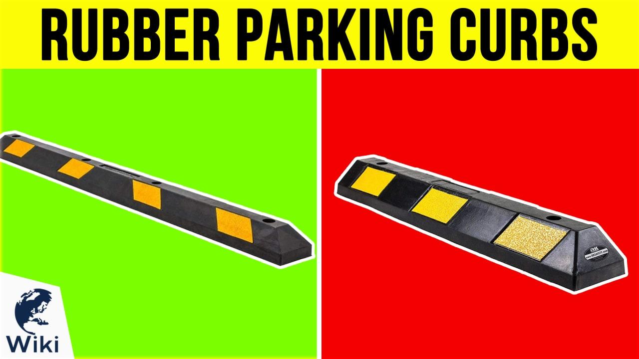 10 Best Rubber Parking Curbs