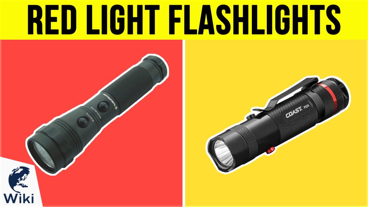 9 Best Red Light Flashlights