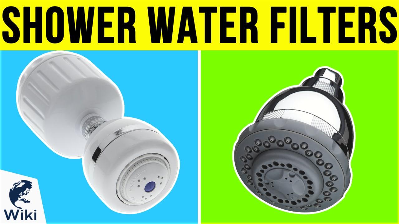 10 Best Shower Water Filters