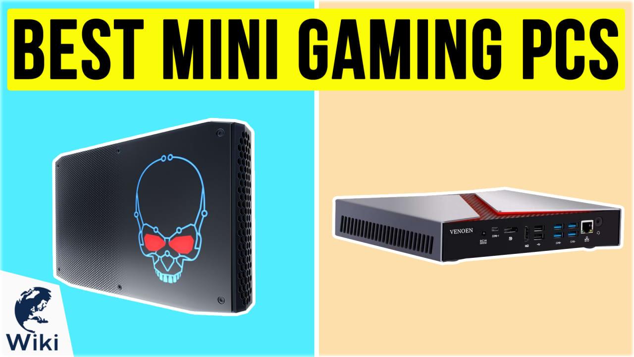 8 Best Mini Gaming PCs