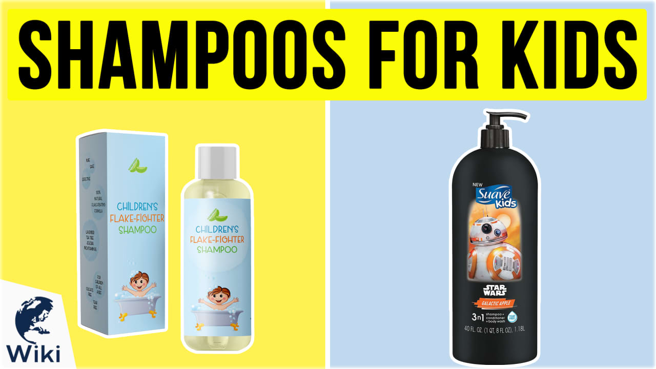 10 Best Shampoos For Kids