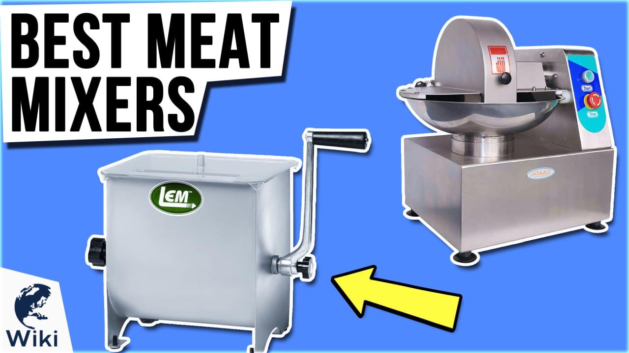 7 Best Meat Mixers