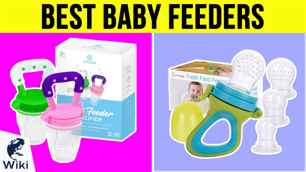 10 Best Baby Feeders