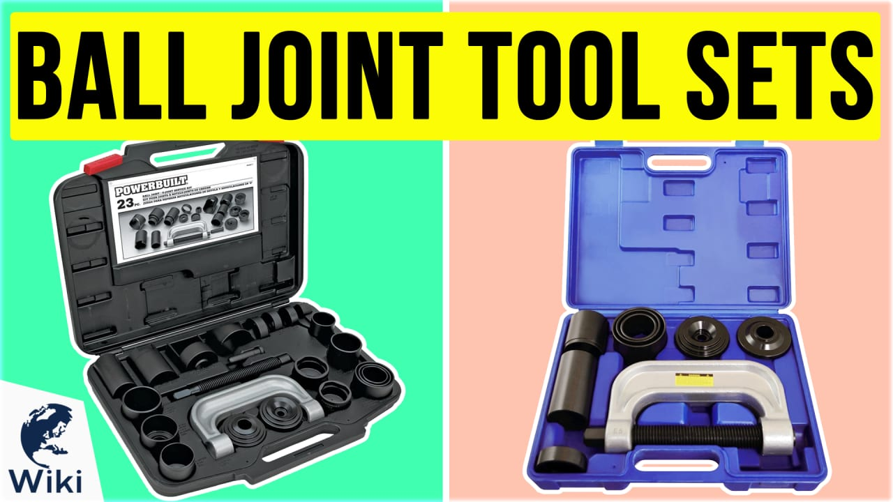 10 Best Ball Joint Tool Sets