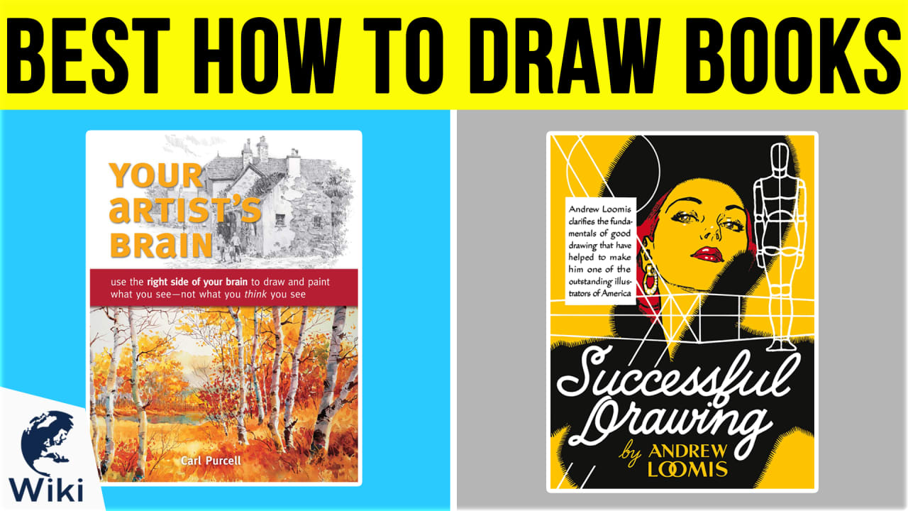 10 Best How to Draw Books