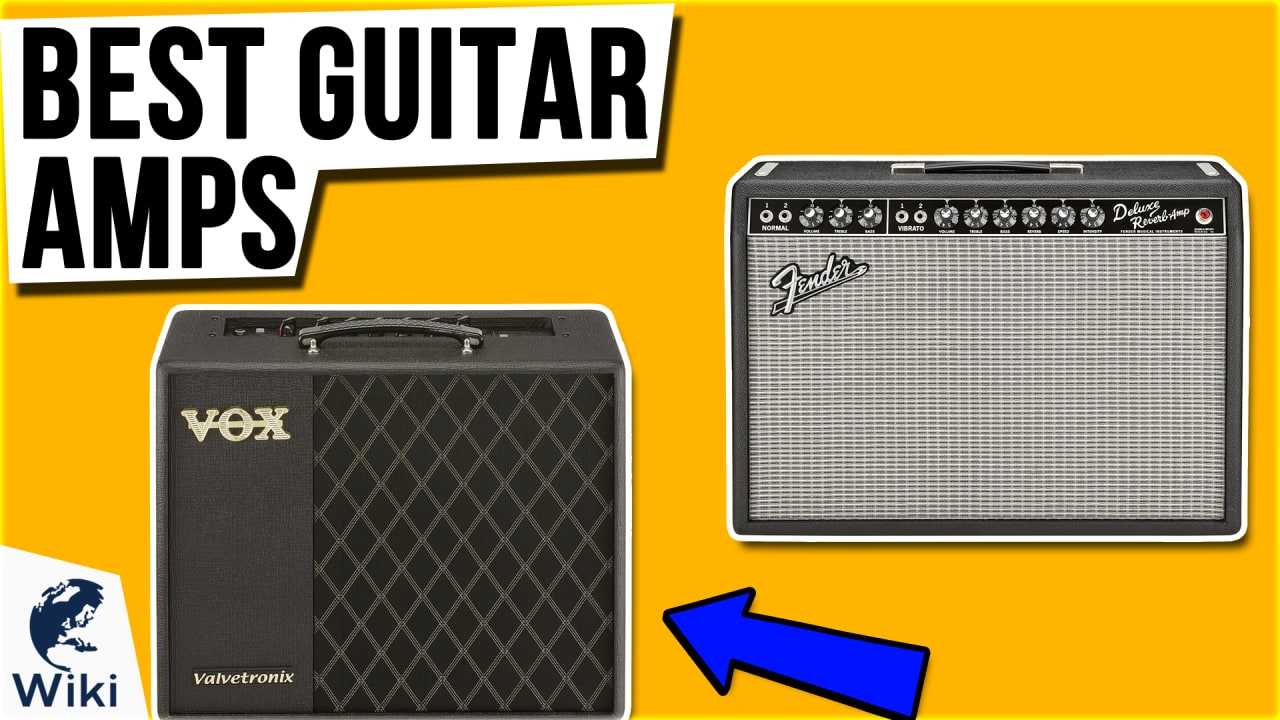 10 Best Guitar Amps