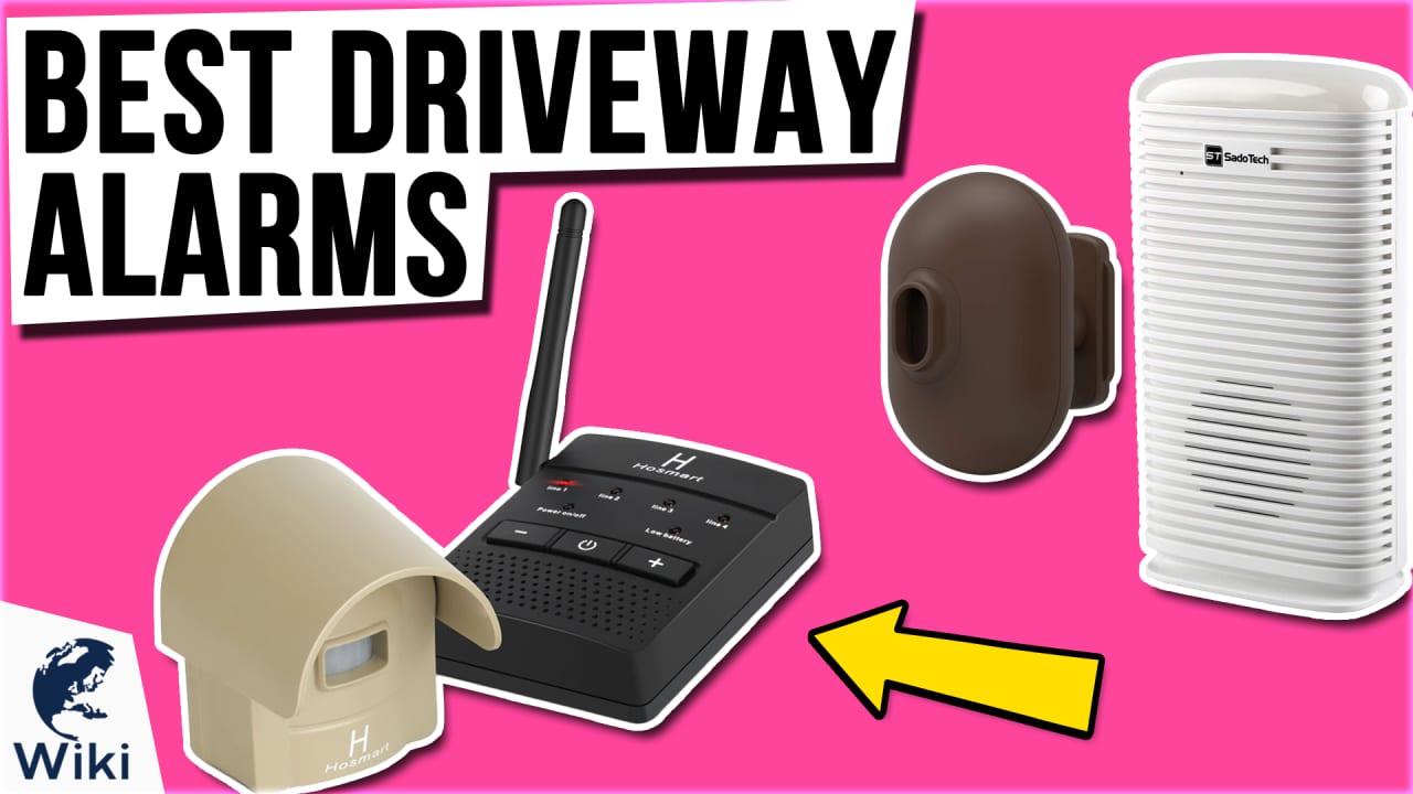 10 Best Driveway Alarms