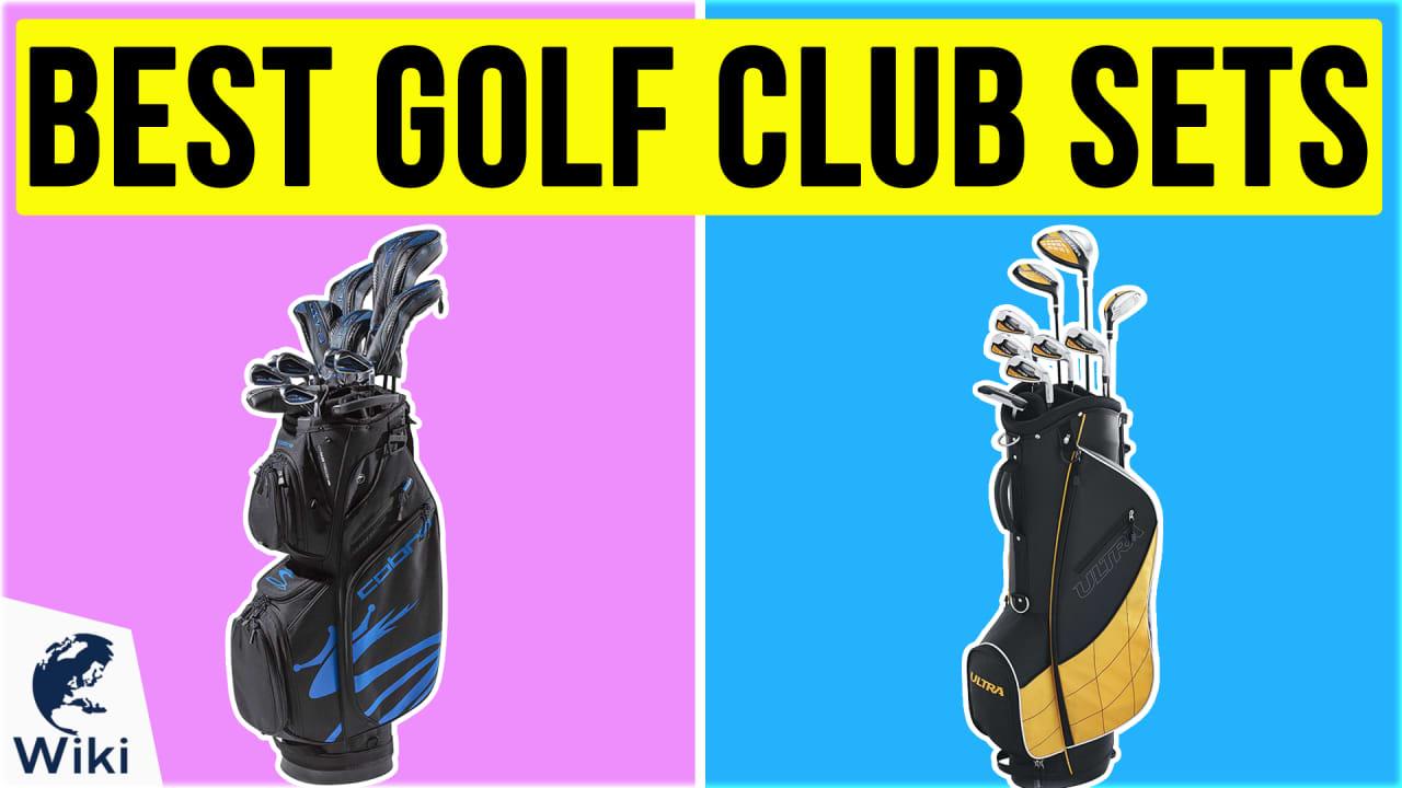 10 Best Golf Club Sets