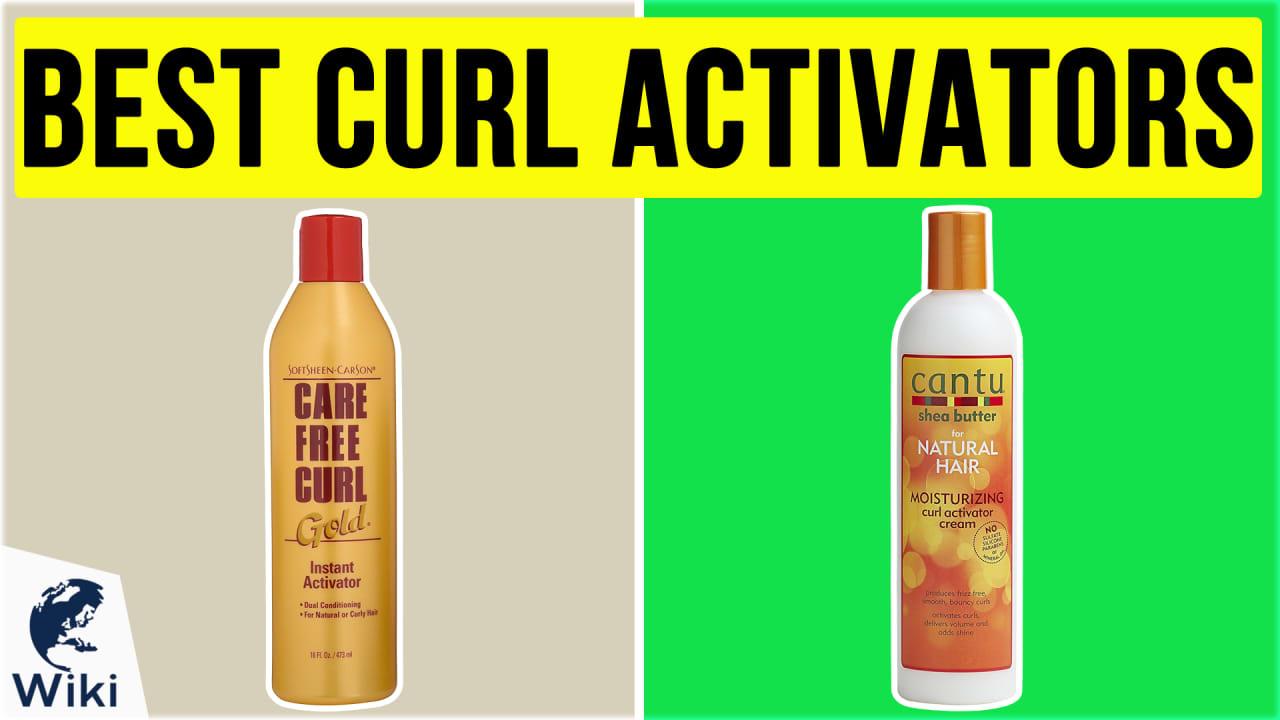 10 Best Curl Activators