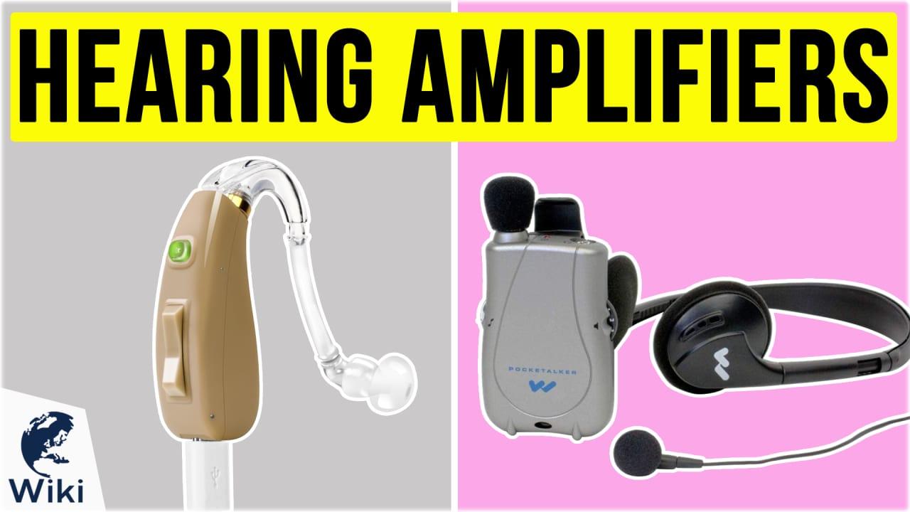10 Best Hearing Amplifiers