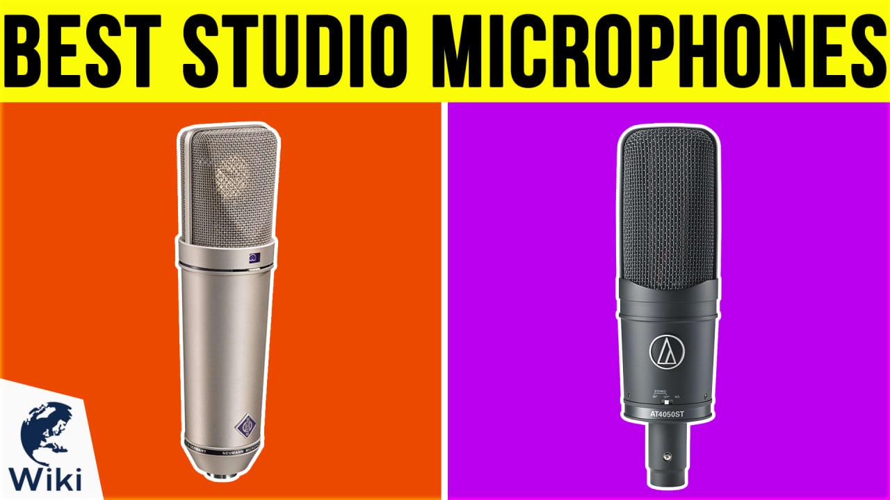 10 Best Studio Microphones
