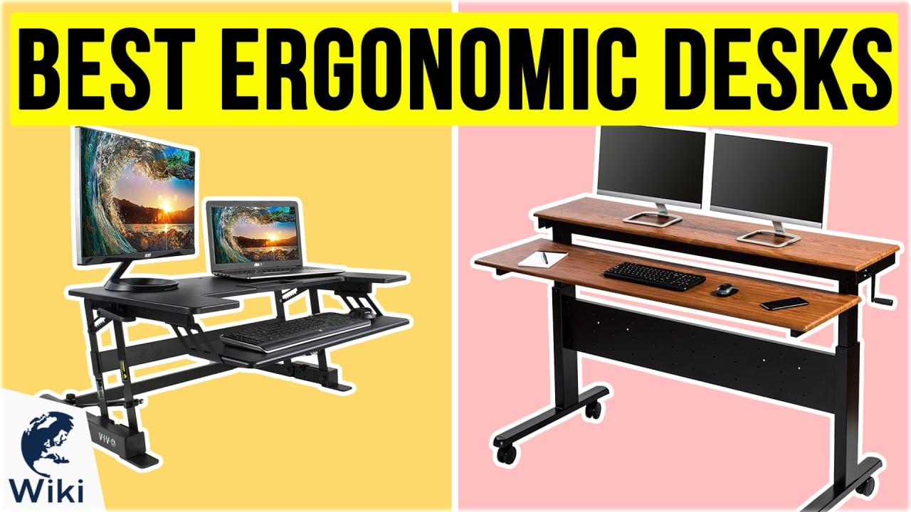 10 Best Ergonomic Desks