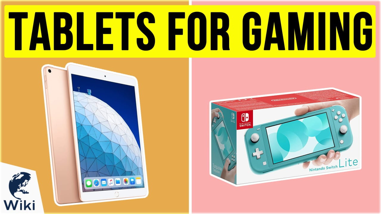 10 Best Tablets For Gaming