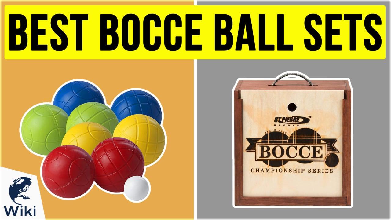 10 Best Bocce Ball Sets