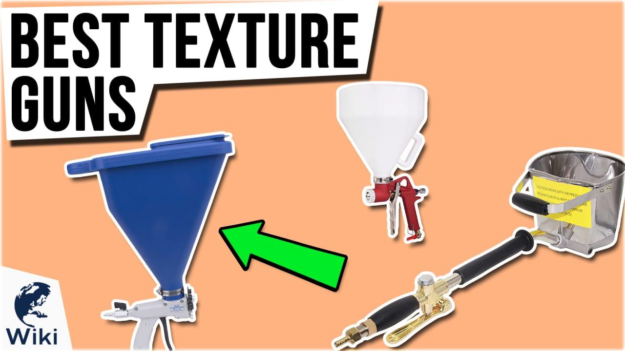 10 Best Texture Guns