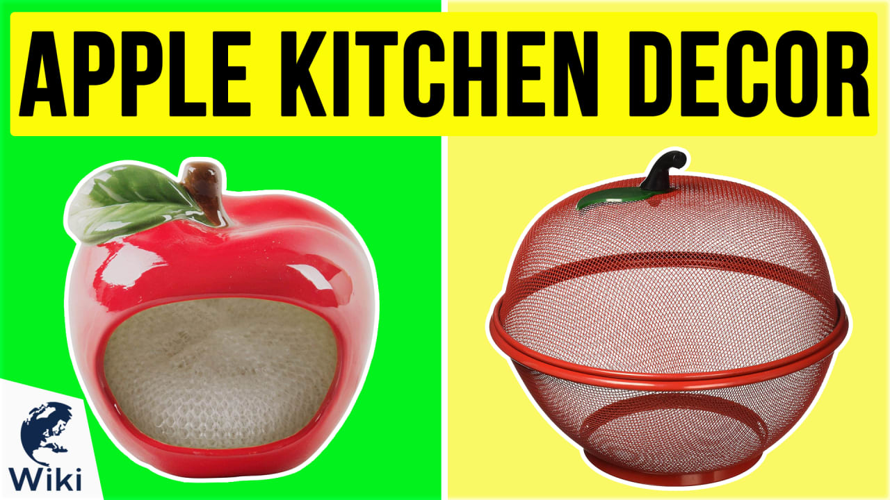 10 Best Apple Kitchen Decor