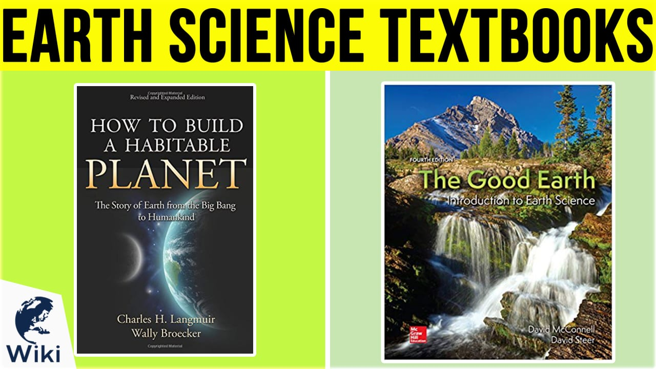 10 Best Earth Science Textbooks