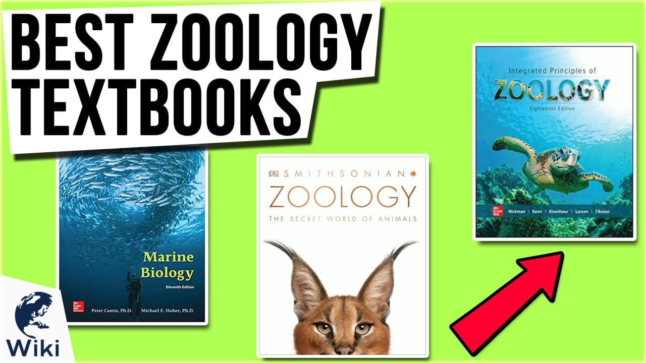 10 Best Zoology Textbooks