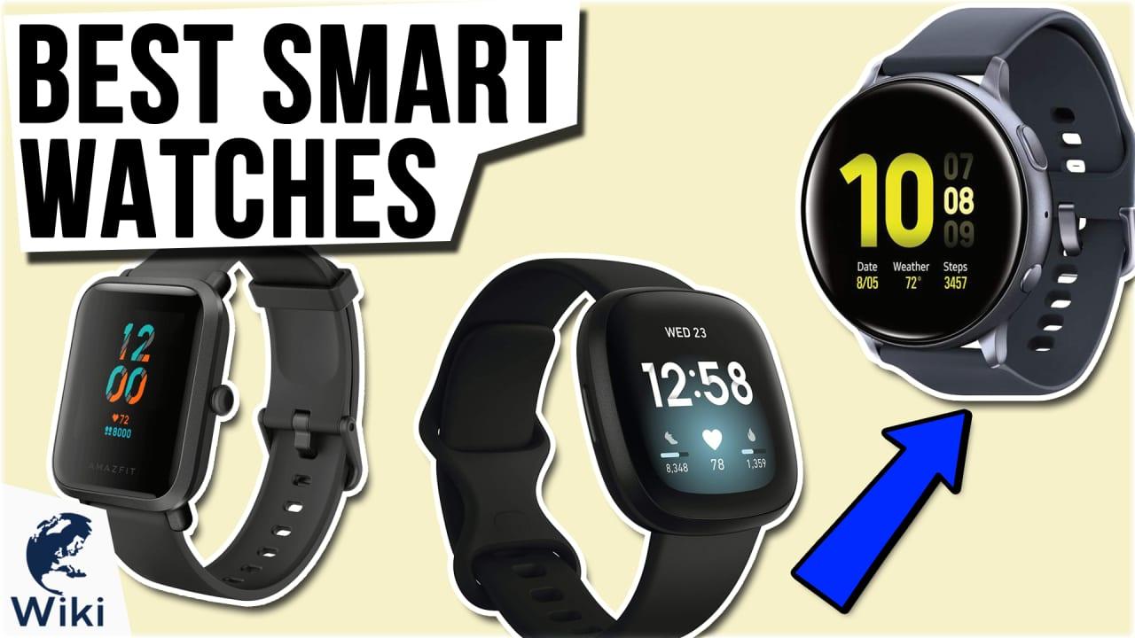 10 Best Smart Watches