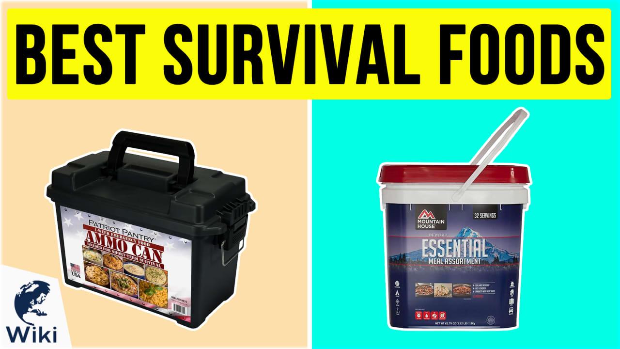 10 Best Survival Foods