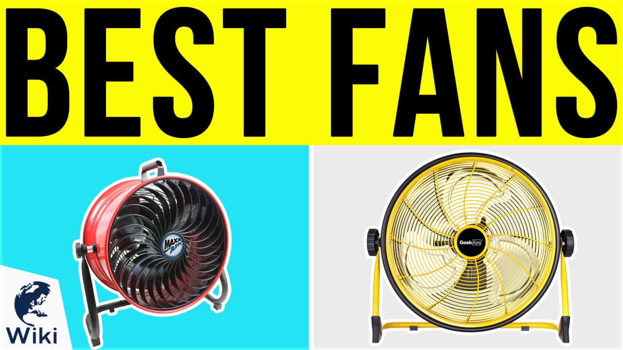 10 Best Fans