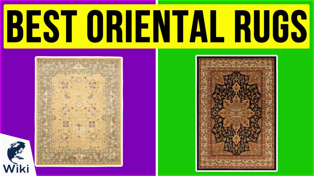 10 Best Oriental Rugs