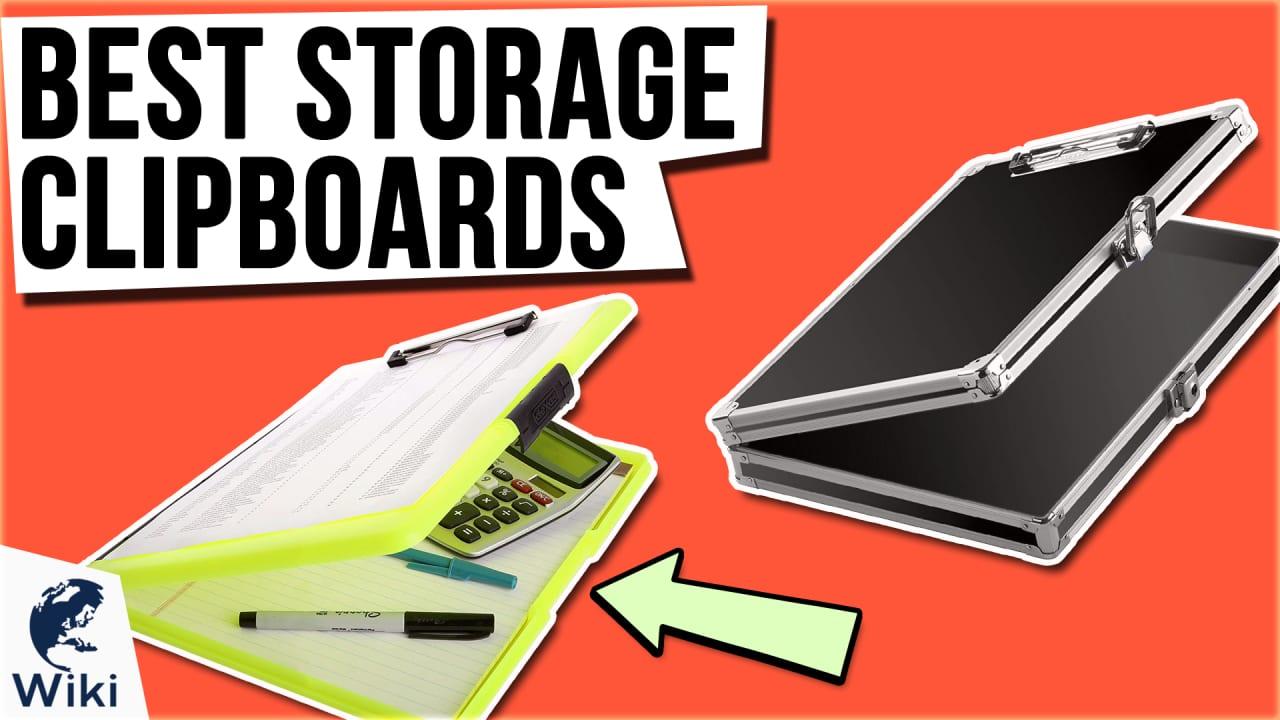 10 Best Storage Clipboards