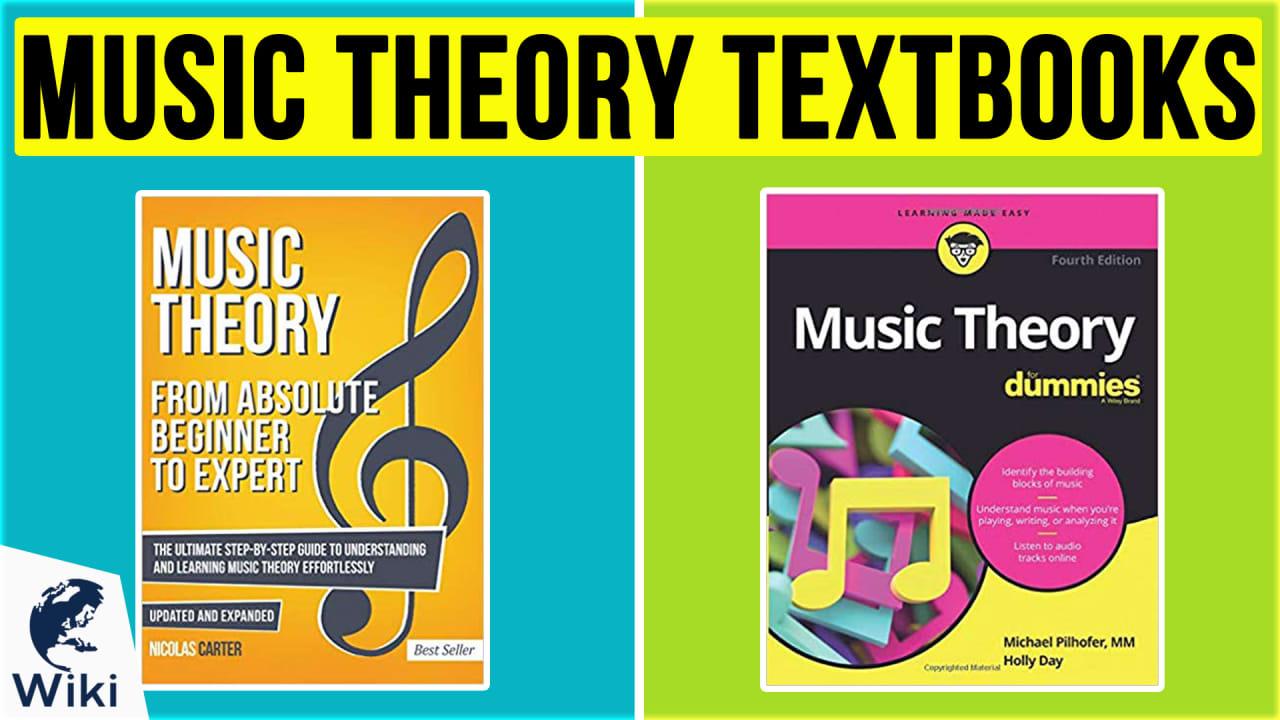 10 Best Music Theory Textbooks
