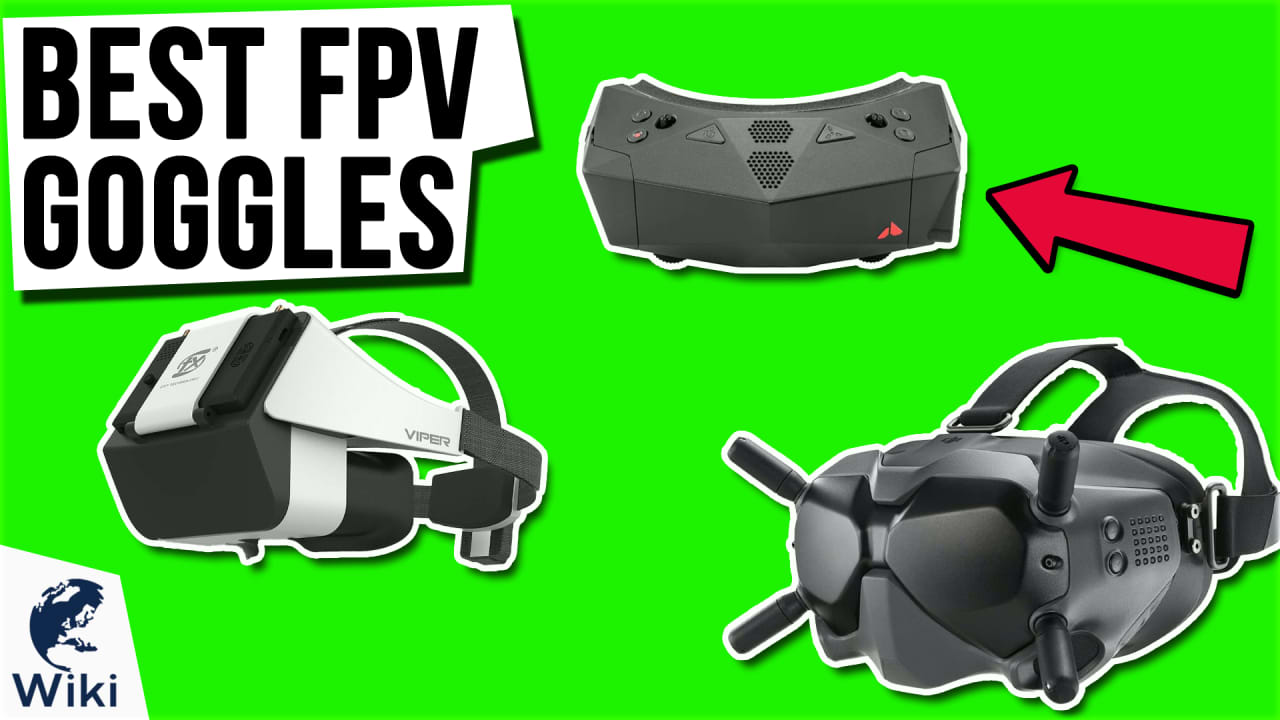 7 Best FPV Goggles