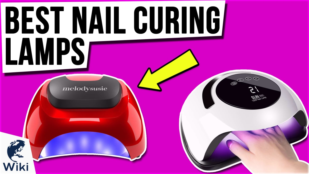 10 Best Nail Curing Lamps
