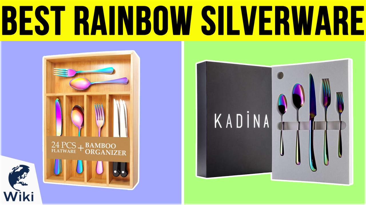 10 Best Rainbow Silverware