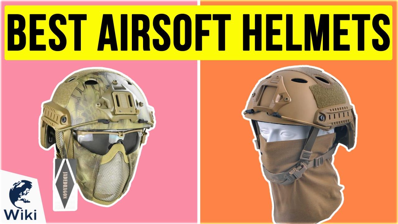 10 Best Airsoft Helmets