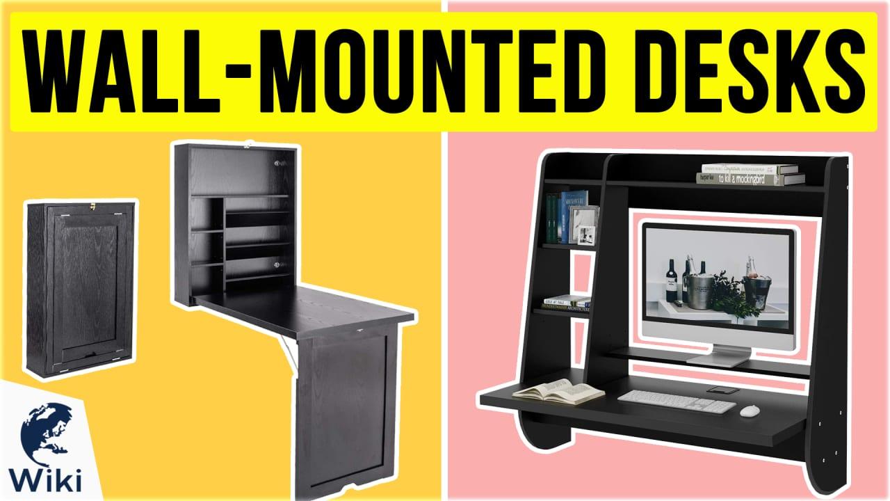 10 Best Wall-Mounted Desks
